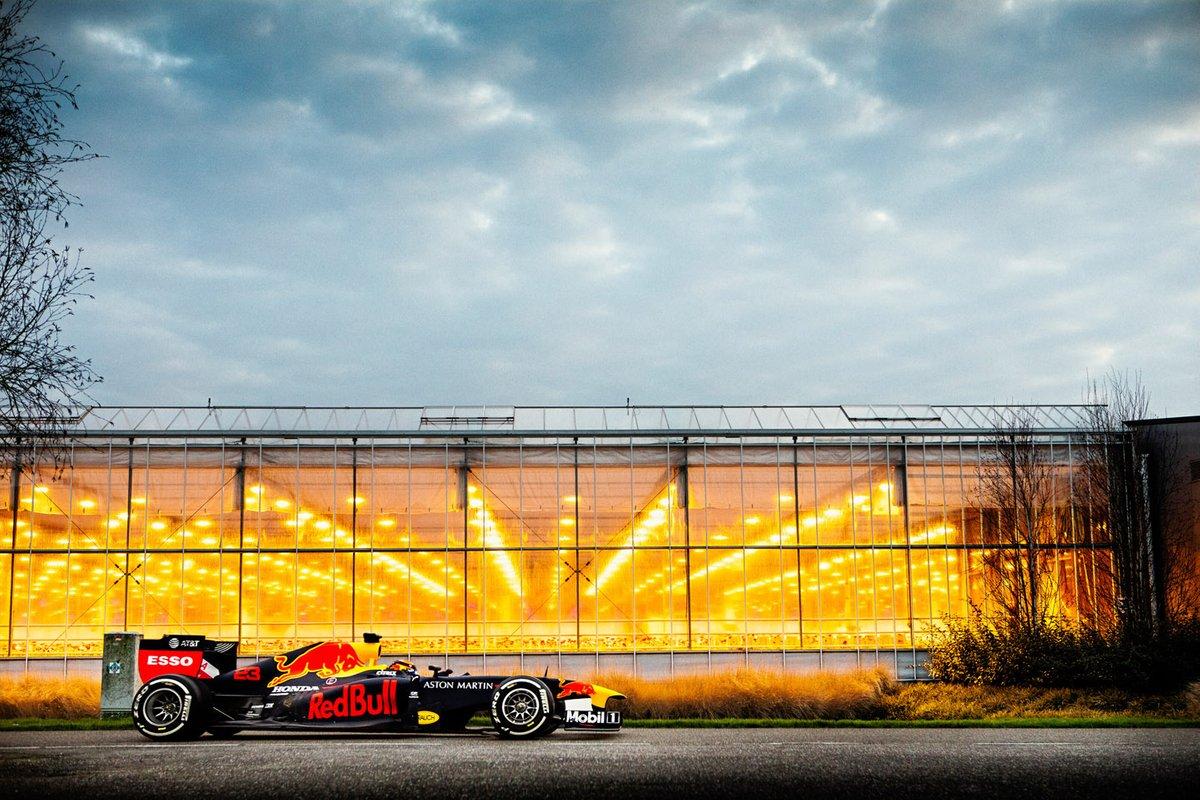 Road Trip néerlandais de Red Bull