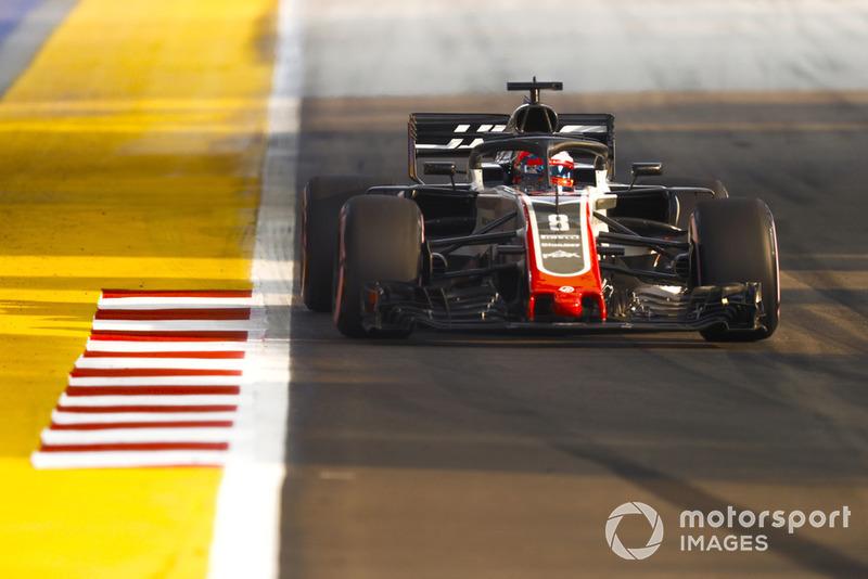 12. Romain Grosjean - 5,19