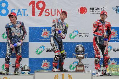 全日本ロードレース選手権第6戦もてぎ