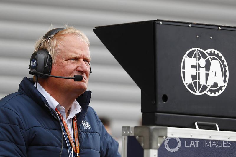 Jo Bauer of the FIA