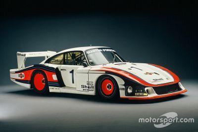 Porsche 935 onthulling