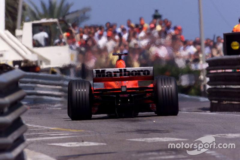 35勝目:1999年モナコGP