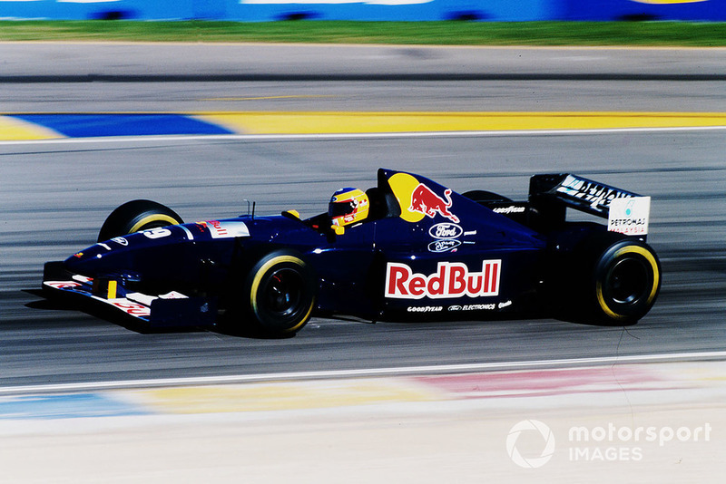 ザウバーC14:1995年