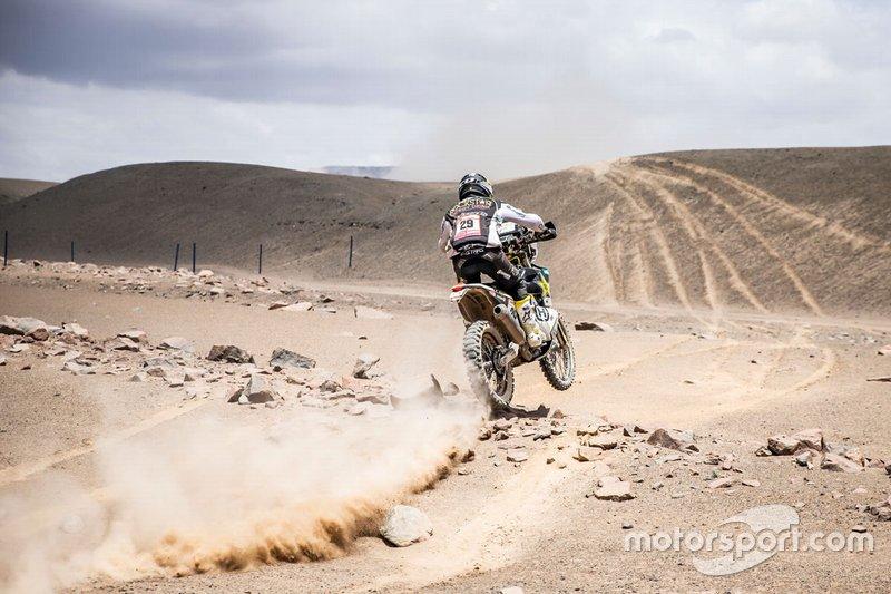 #29 Husqvarna Factory Racing: Andrew Short