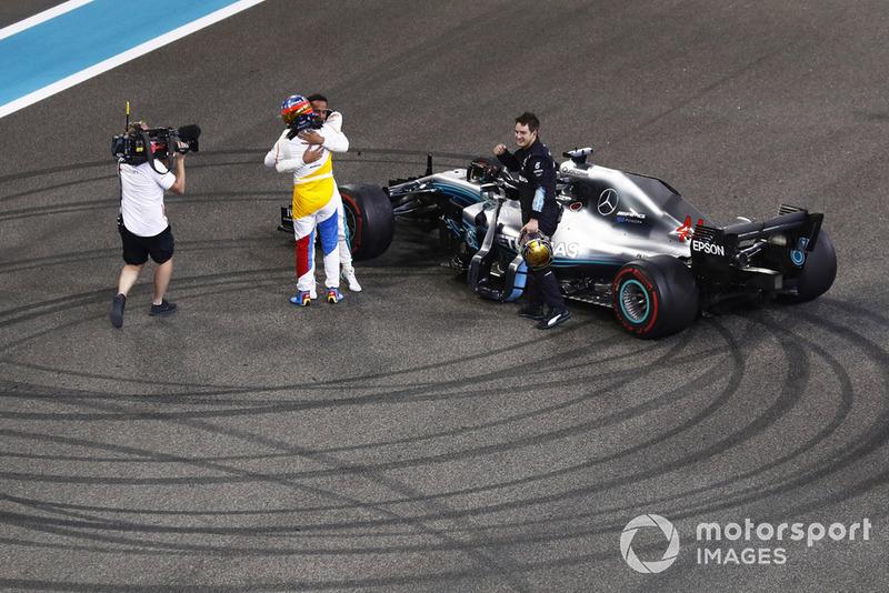 Фернандо Алонсо, McLaren, Льюіс Хемілтон, Mercedes AMG F1