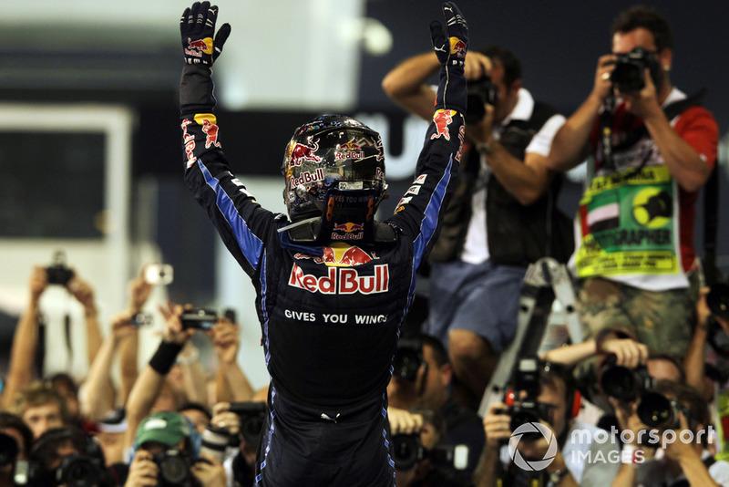 Вот таким получился Гран При Абу-Даби-2010