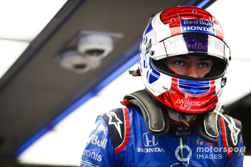 7. П'єр Гаслі (Toro Rosso)