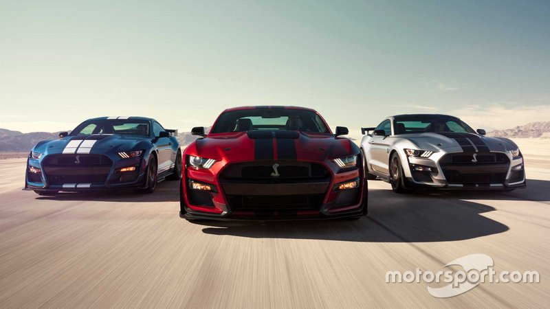 Ford Shelby GT500 2020 року