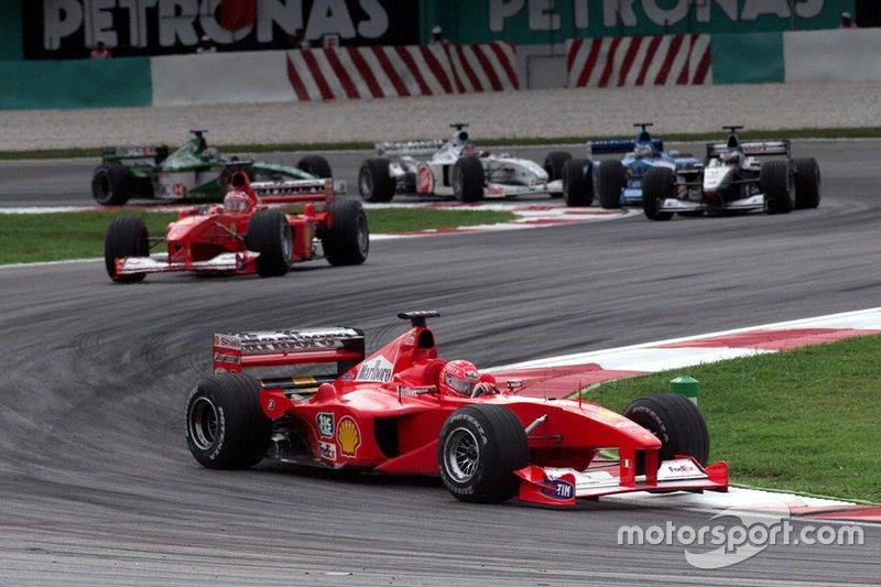 2000 马来西亚大奖赛