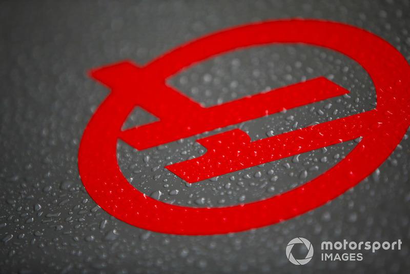 Le logo Haas F1 Team