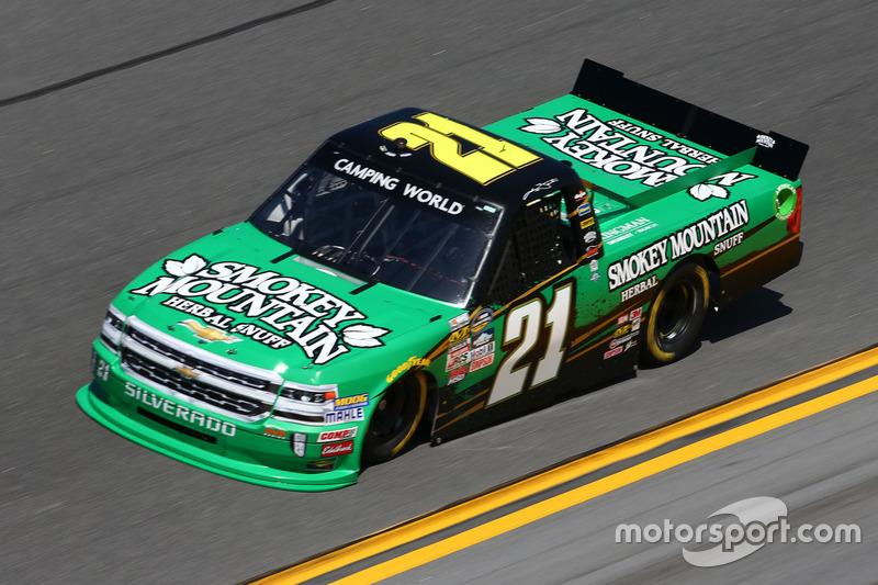NASCAR Truck: GMS Racing, Chevrolet Silverado
