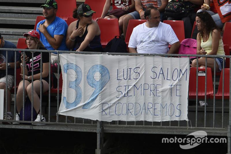 Luis Salom banner