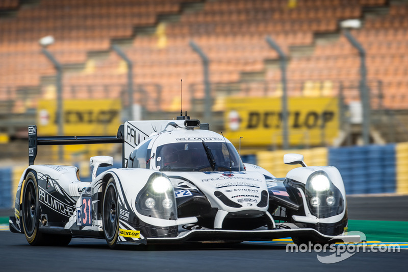 14: Ligier JS P2 Nissan команды Extreme Speed Motorsports (№31): Райан Дил, Крис Камминг, Пипо Дерани