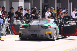 Ferrari 458 challenge GTC