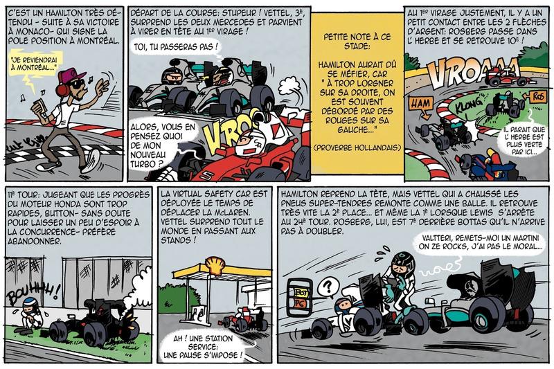 Le GP de Cirebox - Canada 2