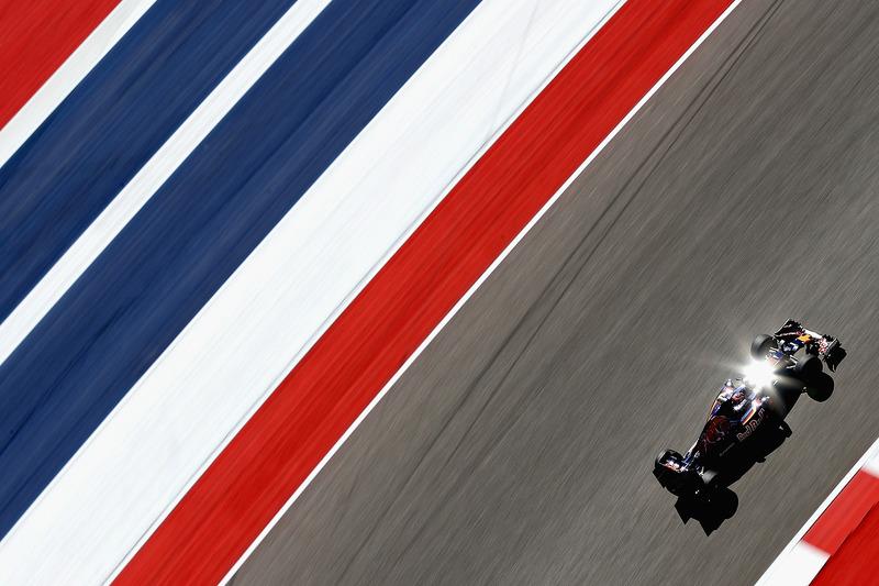 32: Гран Прі США, Остін. Данііл Квят, Scuderia Toro Rosso STR11