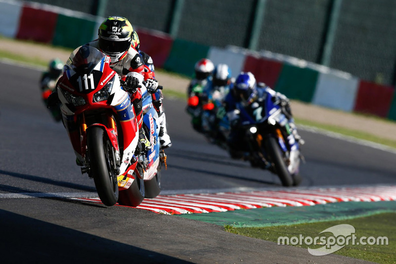 #111 Honda Endurance Racing: Julien da Costa, Sébastien Gimbert, Freddy Foray
