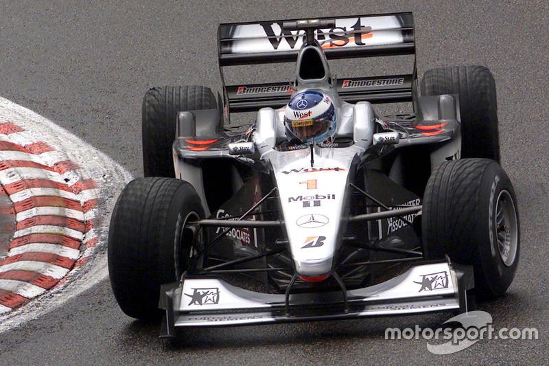 #45: McLaren MP4/15 (2000)