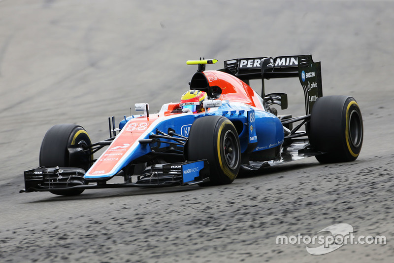 23. Rio Haryanto, Manor Racing