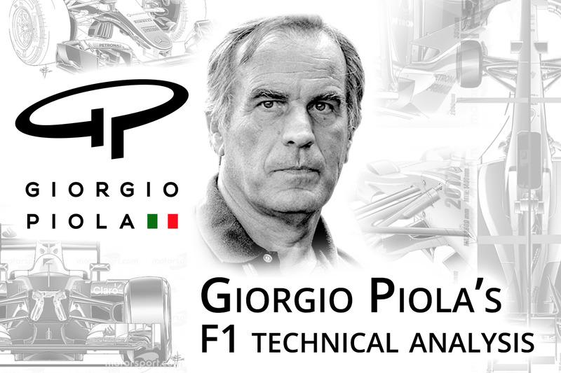 Технічний аналіз Ф1 Джорджо Піоли