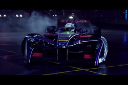 DS Virgin Racing DSV-02, filmato nuova livrea