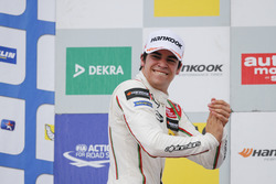 Podium: Sieger Lance Stroll, Prema Powerteam, Dallara F312, Mercedes-Benz