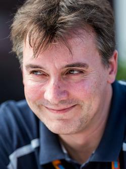 Джеймс Кей, технический менеджер Scuderia Toro Rosso
