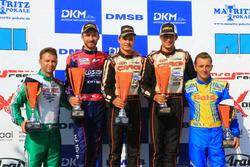 Podium: DSKM Rennen 2