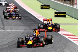 Daniel Ricciardo, Red Bull Racing voor Max Verstappen, Red Bull Racing
