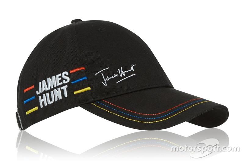 Casquette Signature James Hunt
