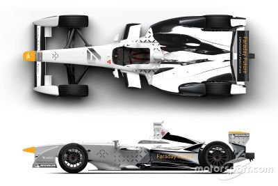 Dragon Racing livery unveil