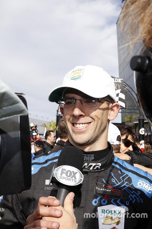 Winnaars Jordan Taylor, Wayne Taylor Racing