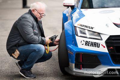 Audi-Cup: Test in Hockenheim
