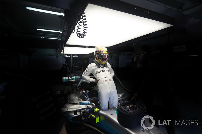 Льюис Хемілтон, Mercedes AMG F1