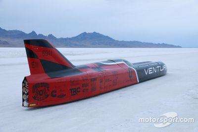 Record du monde de vitesse électrique: Venturi VBB-3