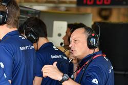 Frederic Vasseur, Sauber Team Principal