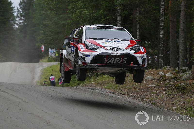 Ярі-Матті Латвала, Міікка Анттіла, Toyota Yaris WRC, Toyota Racing
