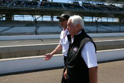 Roger Penske y Tim Cindric