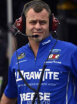 Robert Huffman, Brad Keselowski Racing