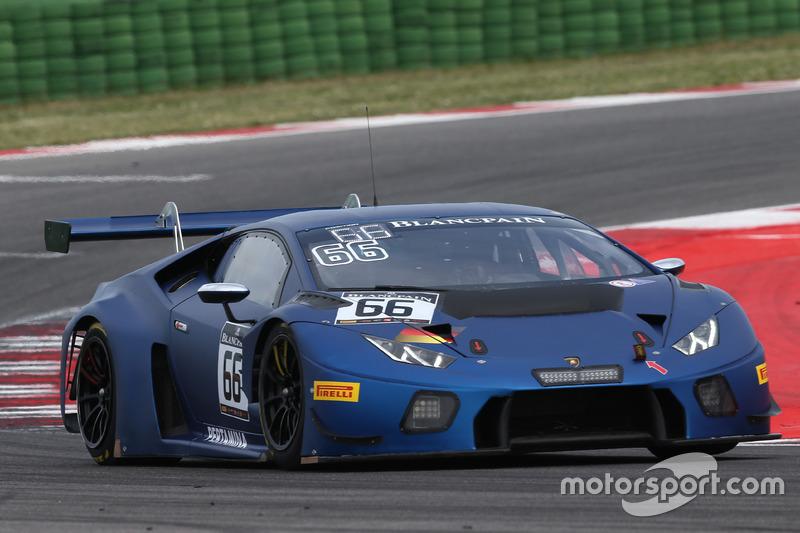 #66 Attempto Racing, Lamborghini Huracan GT3