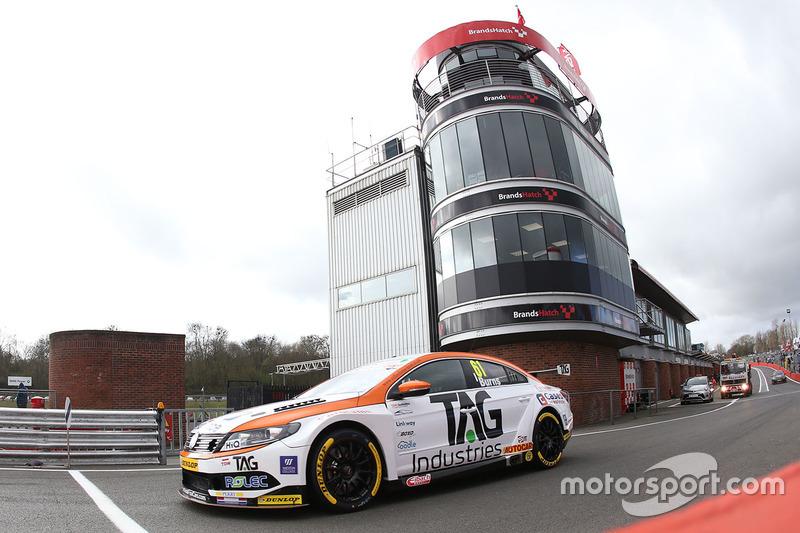Will Burns, Autoaid / RCIB Insurance Racing Volkswagen CC