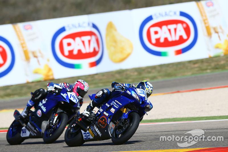 Sheridan Morais, Kallio Racing