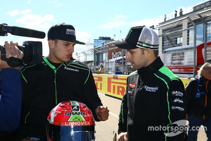 Kyle Ryde, Kawasaki Puccetti Racing, Jonathan Rea, Kawasaki Racing