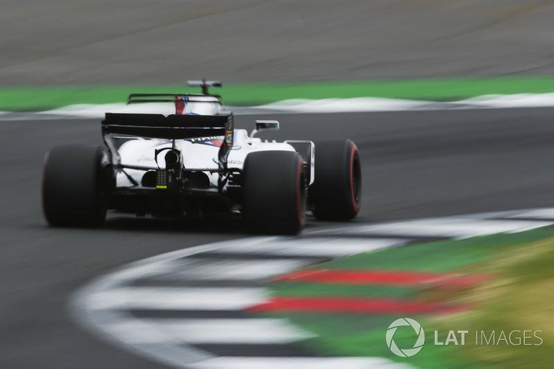 Funkenflug: Lance Stroll, Williams FW40