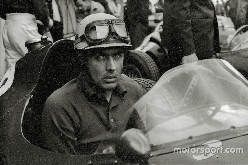 Luigi Musso: GP Frankreich 1956 in Buenos Aires