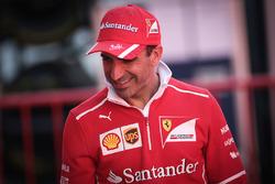 Marc Gene, Ferrari, Testfahrer