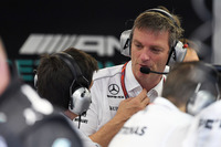 James Allison, Mercedes AMG F1 Technical Director and Toto Wolff, Mercedes AMG F1 Director of Motorsport