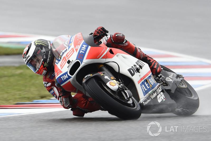 Прежняя версия обтекателя Ducati
