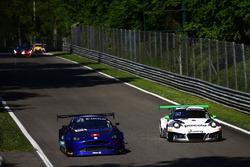 #14 Emil Frey Jaguar Racing, Jaguar G3: Lorenz Frey, Stéphane Ortelli, Albert Costa, #911 Herberth M