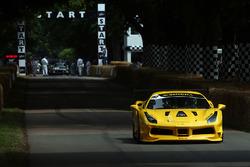James Pickford, Ferrari